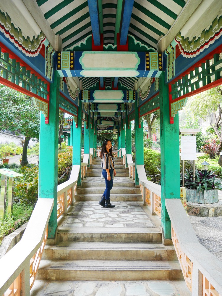 Wong Tai Sin emple Garden, Hong Kong | Laugh Travel Eat