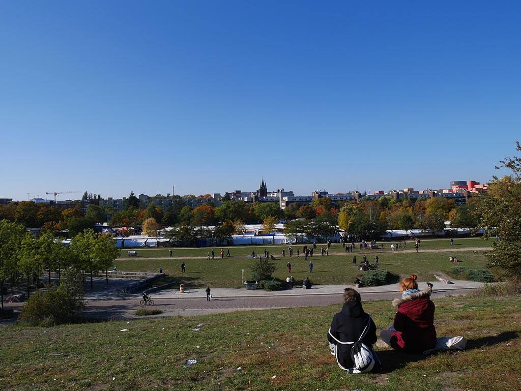 Mauerpark, Berlin, Germany