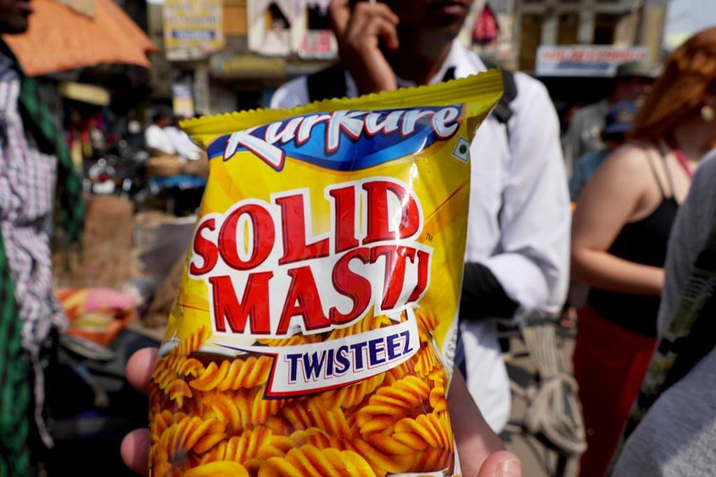Solid Masti India Snack
