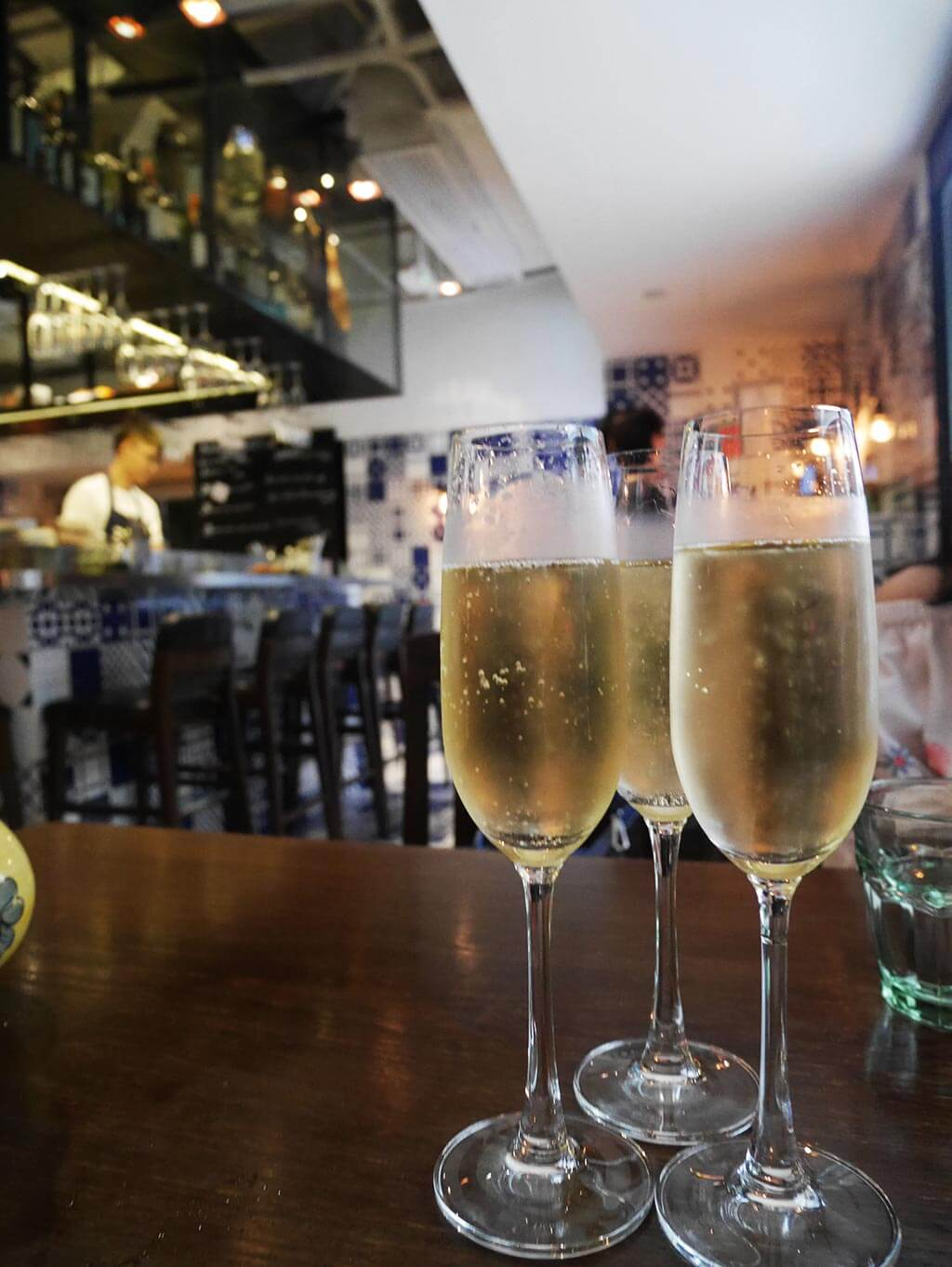 Cava, Ham and Sherry, Hong Kong| Laugh Travel Eat