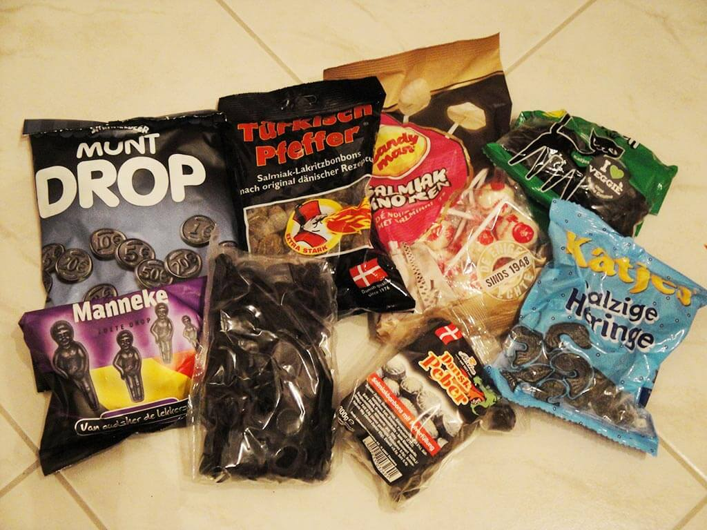 Drop, Dutch snacks