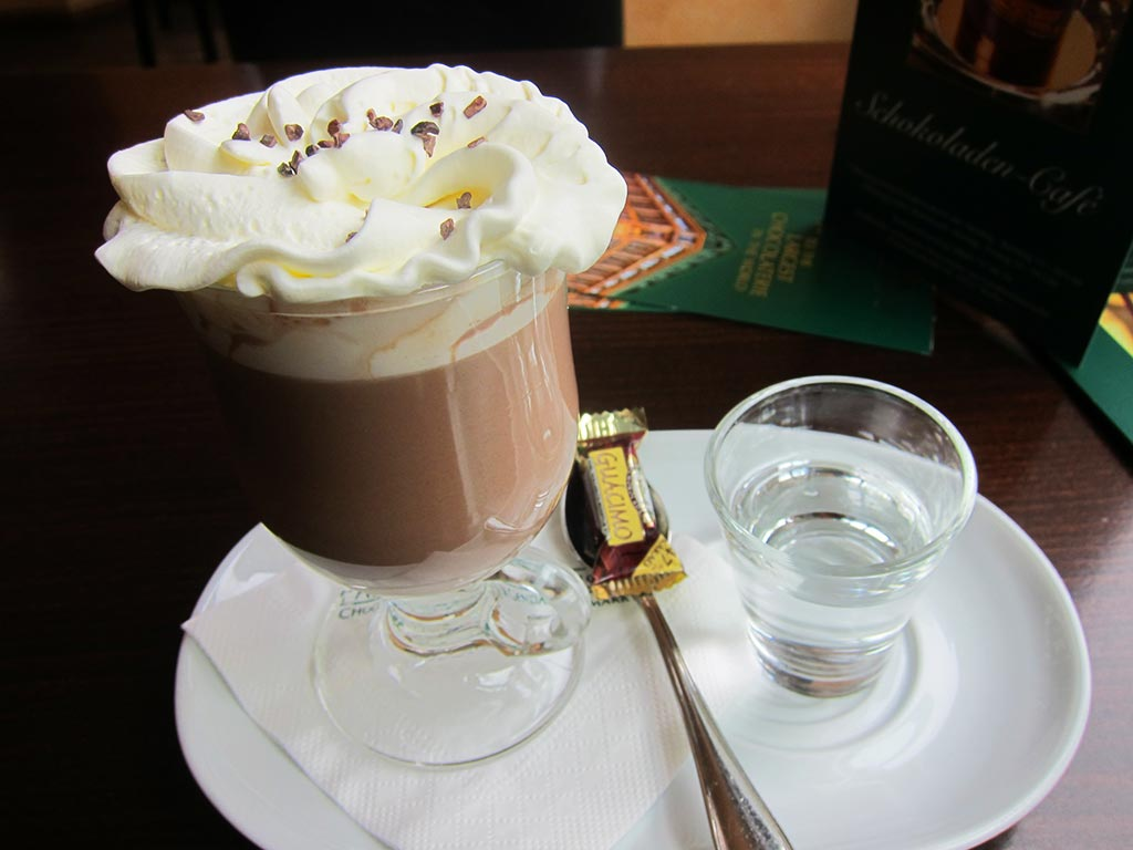 Fassbender and Rausch hot chocolate,柏林,德國 | Laugh Travel Eat