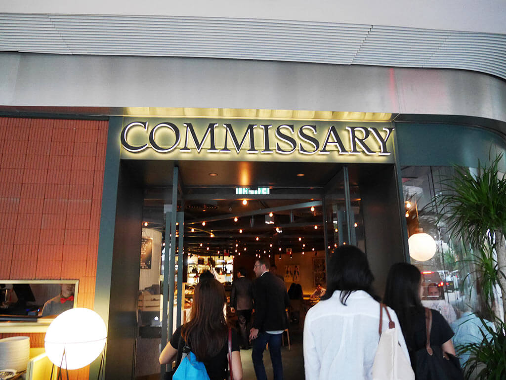 Commissary, Admiralty, Hong Kong | Laugh Travel Eat