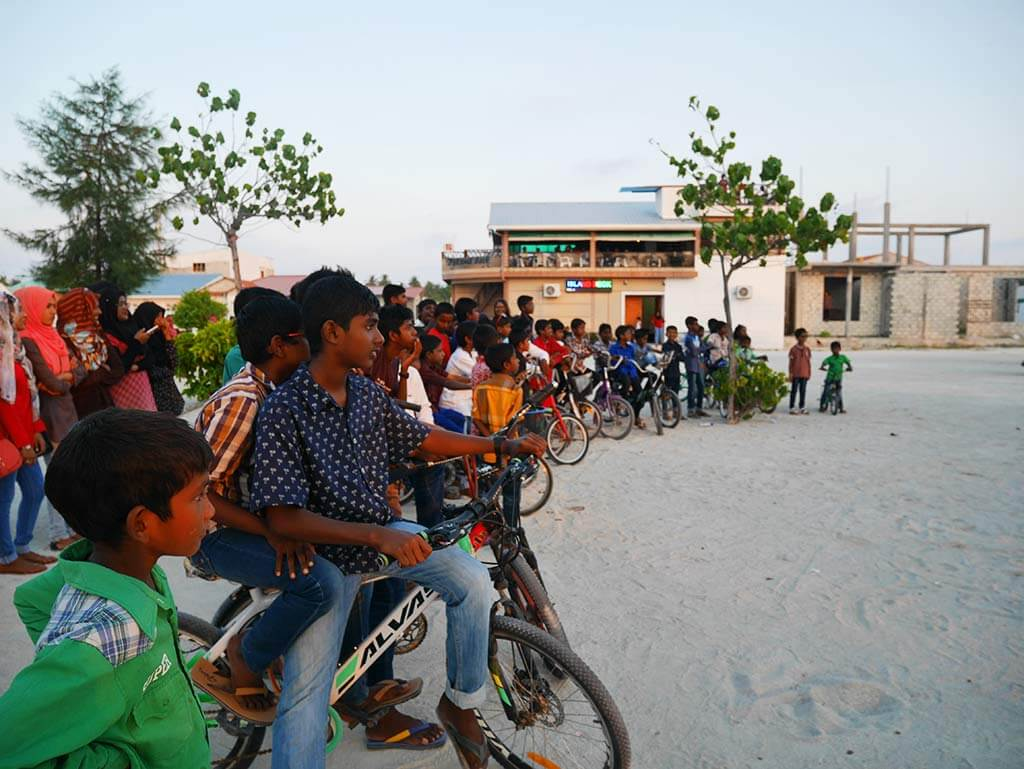 Gaafaru music night, Maldives | Laugh Travel Eat