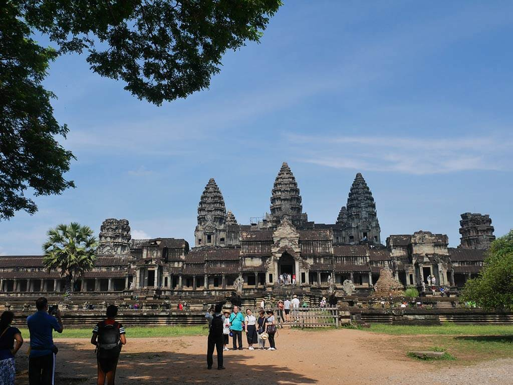 Angkor Wat, Cambodia | Laugh Travel Eat
