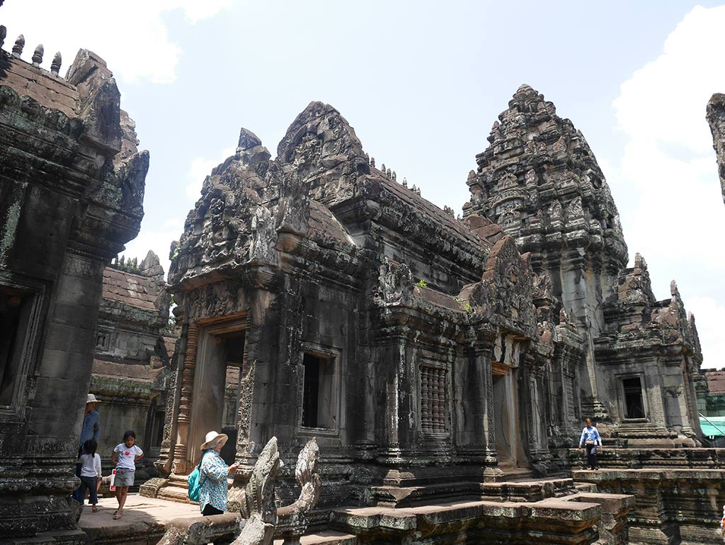 Banteay Samre, Angkor Thom, Cambodia | Laugh Travel Eat