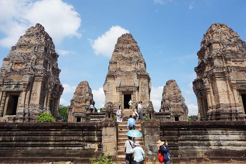 east mebon upper level tower