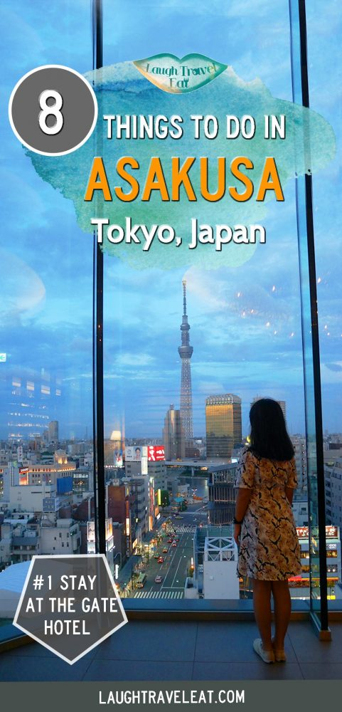 Asakusa is a historic district in Tokyo with the oldest temple and a lovely skyline. Even where to stay is a thing to do! Here's my top 8