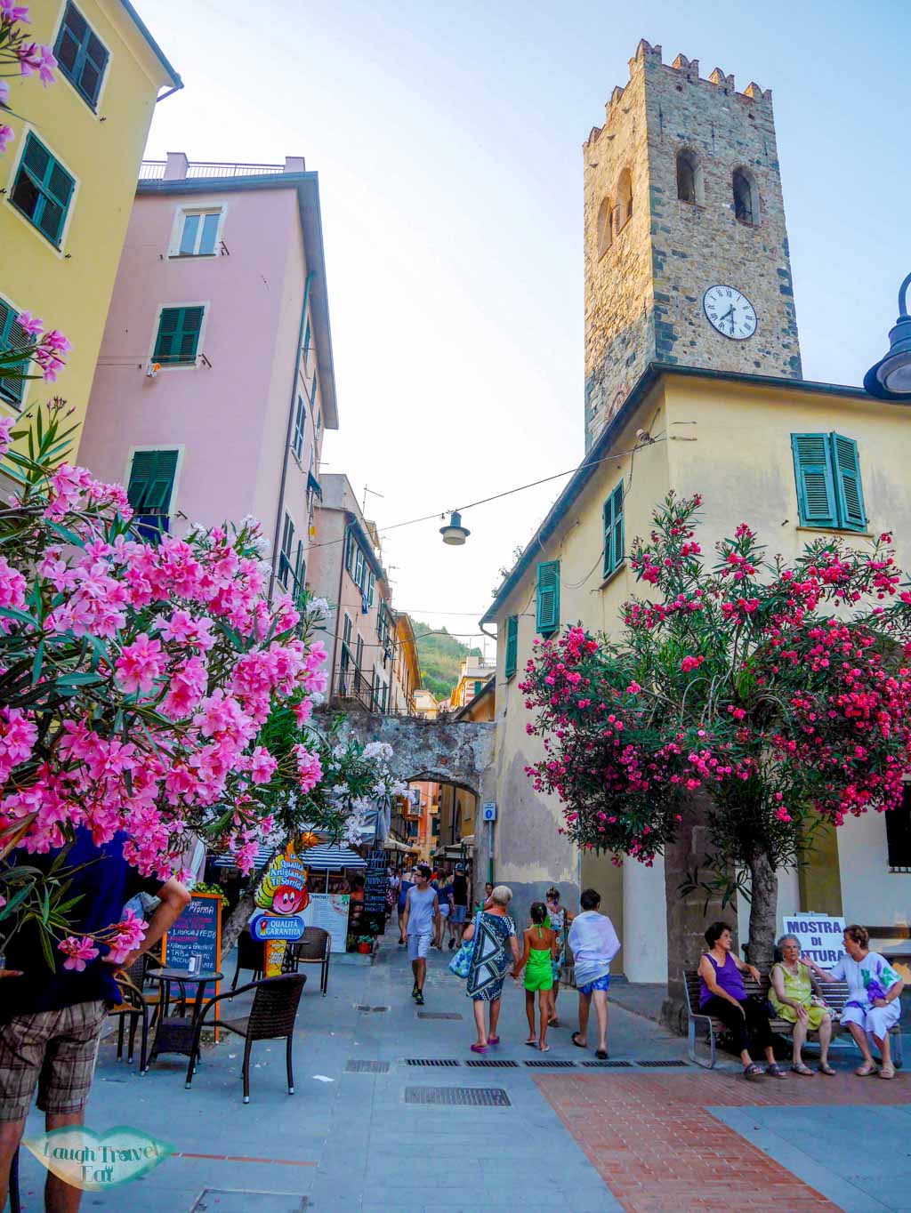 old town monterrosa cinque terre italy | Laugh Travel Eat