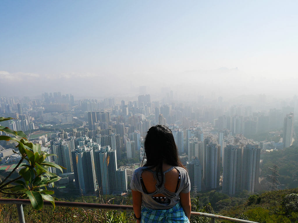 Tsz Wan Shan view, Kowloon, Hong Kong | Laugh Travel Eat