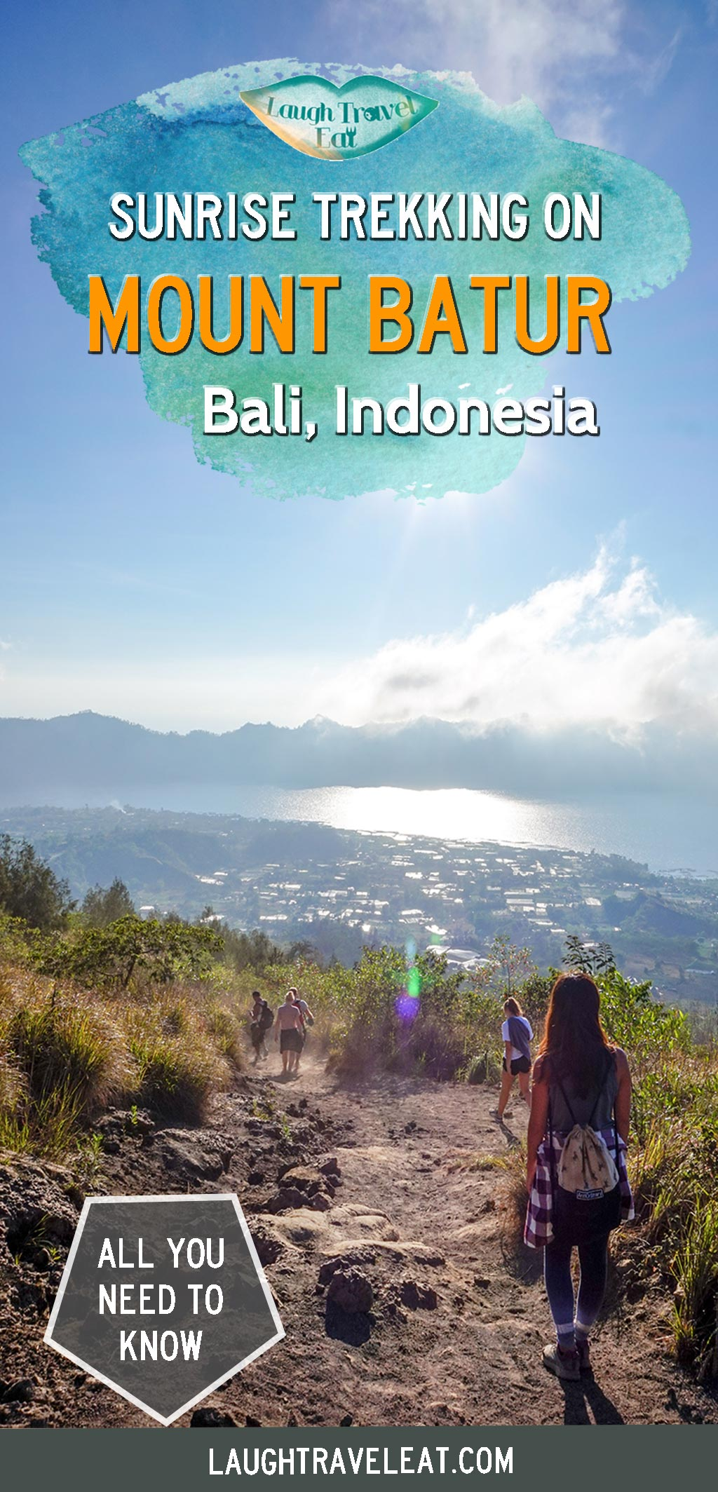 Mount Batur sunrise trek is one of the top activities to do for nature lovers in Bali. Here's the load down on what to expect: