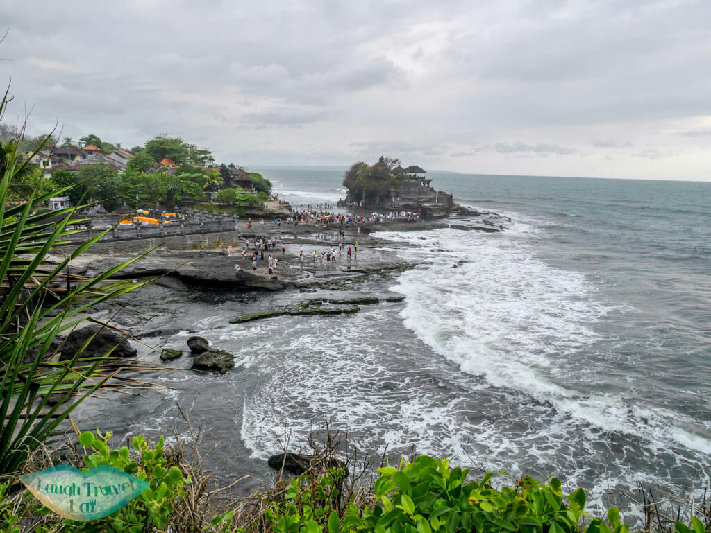 Tanah Lot bali indnoesia - Laugh Travel Eat