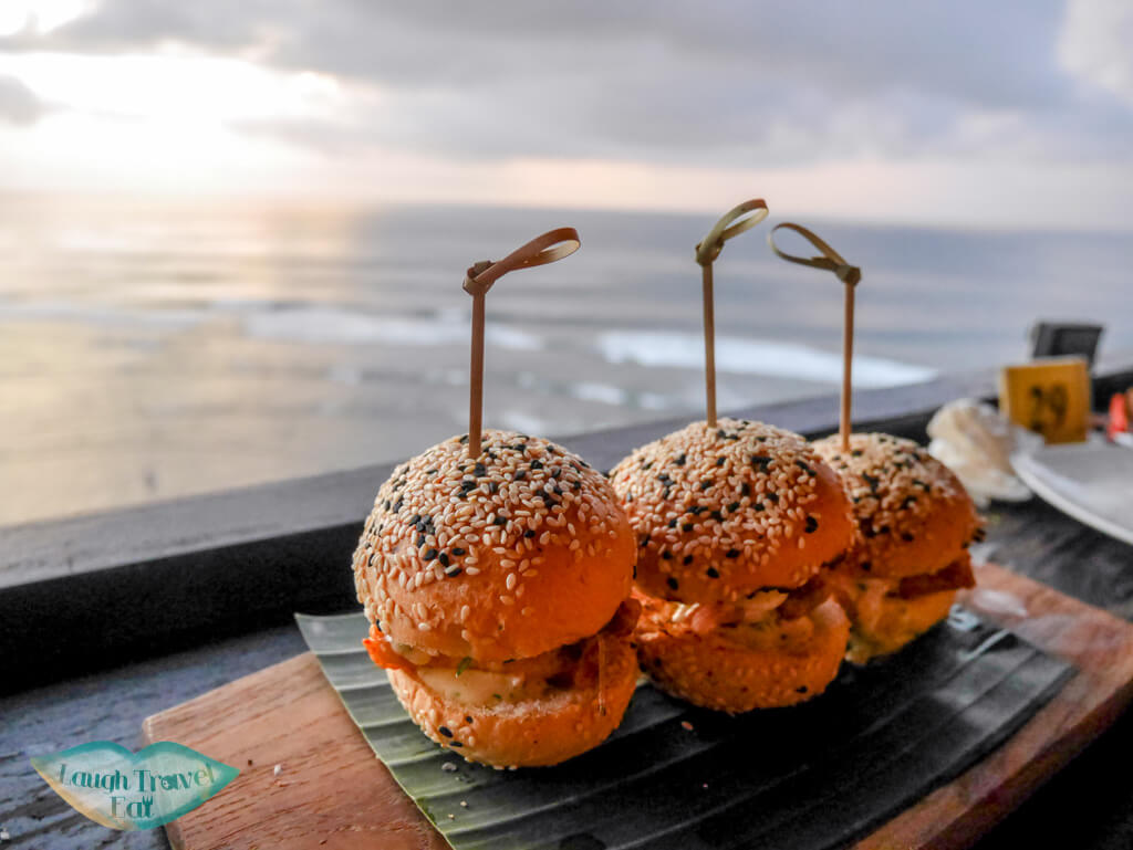 food at single fin uluwatu bali indnoesia - Laugh Travel Eat-2