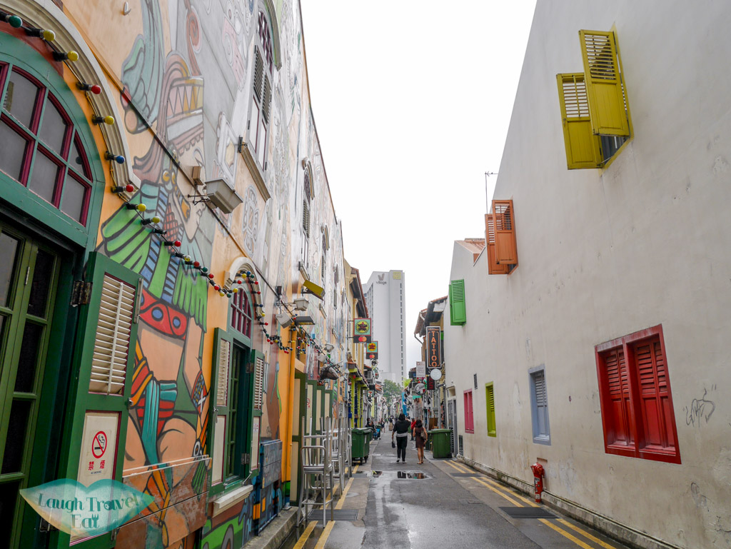 haji lane singapore - laugh travel eat