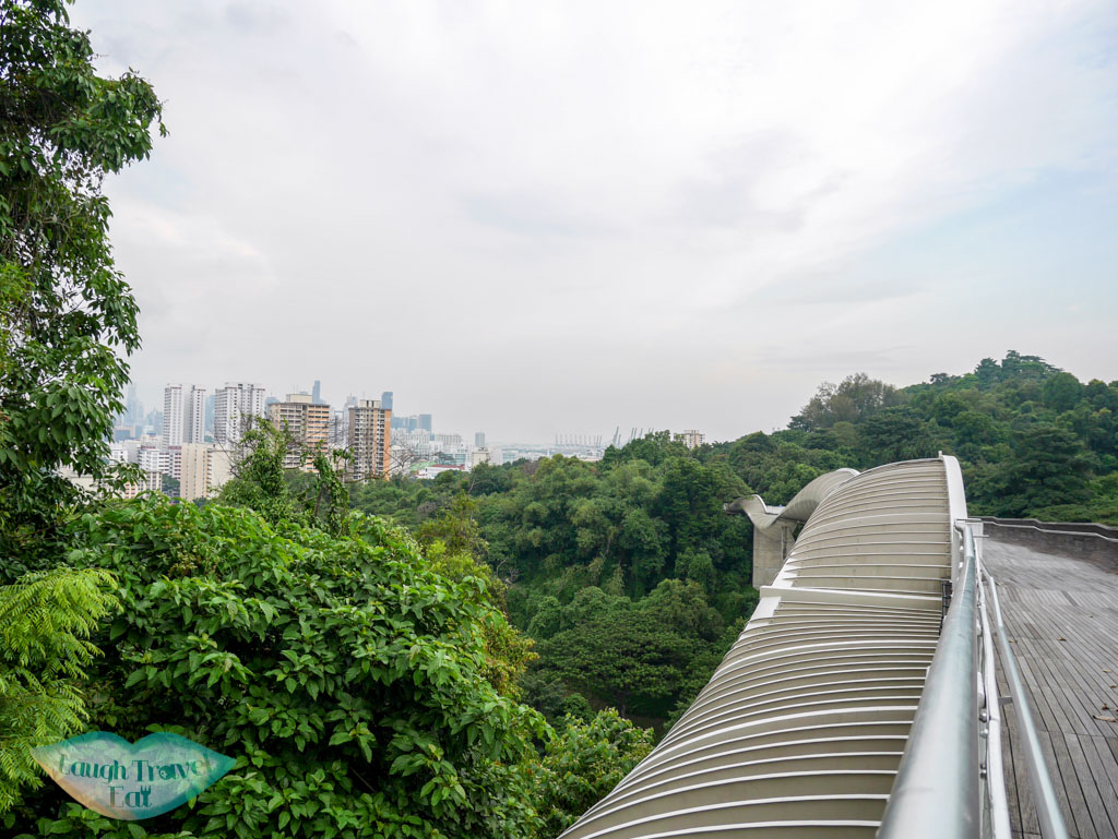 henderson waves southern ridges singapore - laugh travel eat