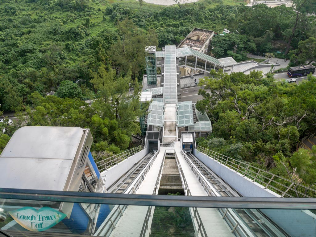 lift up to taipa grande macau - laugh travel eat