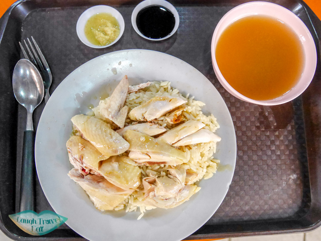 maxwell food center singapore - laugh travel eat
