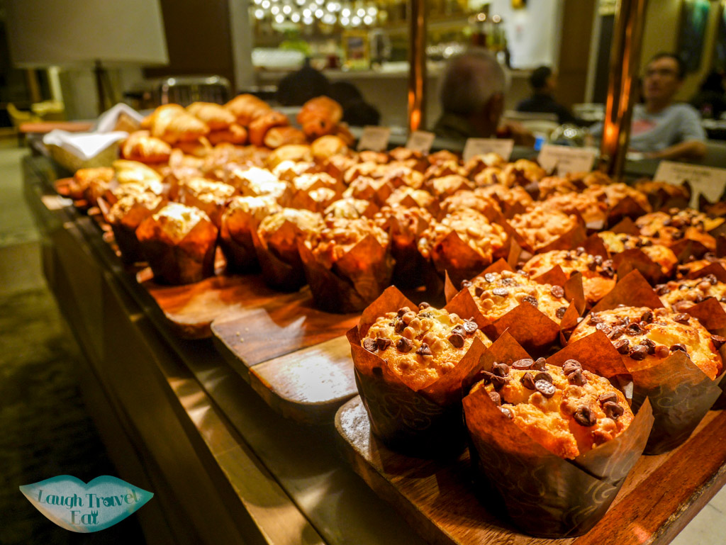 pastries muffins breakfast the manor st regis hotel macau - laugh travel eat