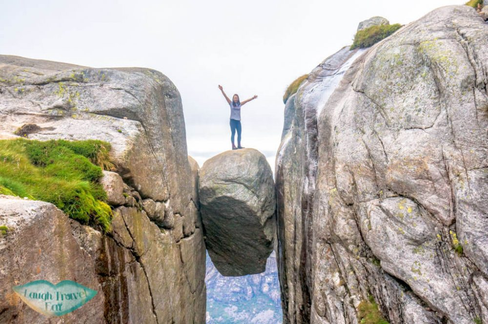 Kjera at kjerabolten hike norway europe | Laugh Travel Eat
