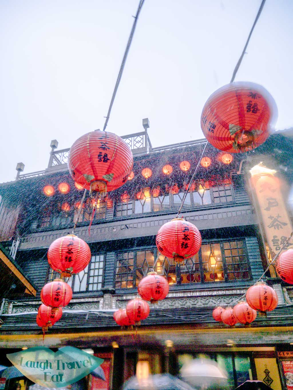 square opposite shengqing theater ruifang taiwan - Laugh Travel Eat