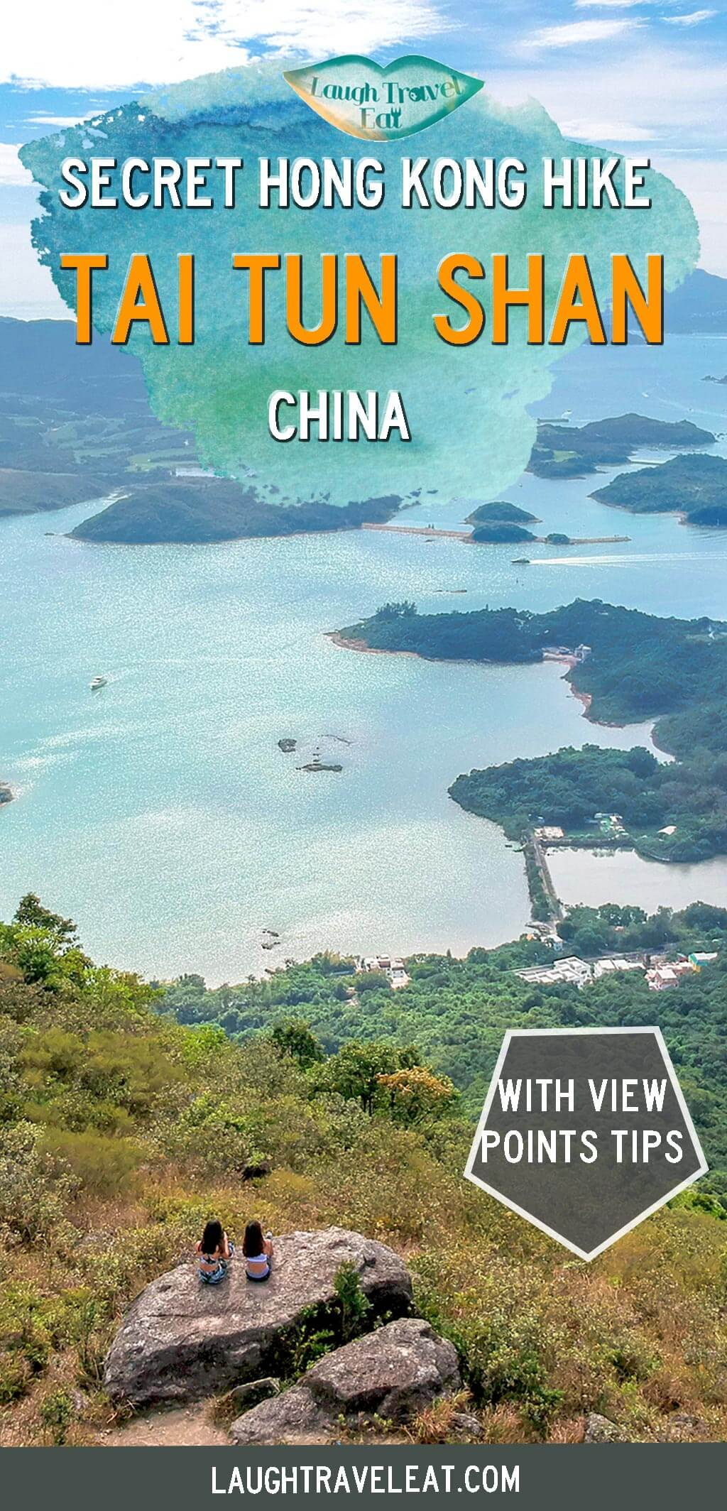 Tai Tun Shan hike in Sai Kung is a perfect half day adventure to see the natural beauty of Hong Kong. Here's how to get there & more: