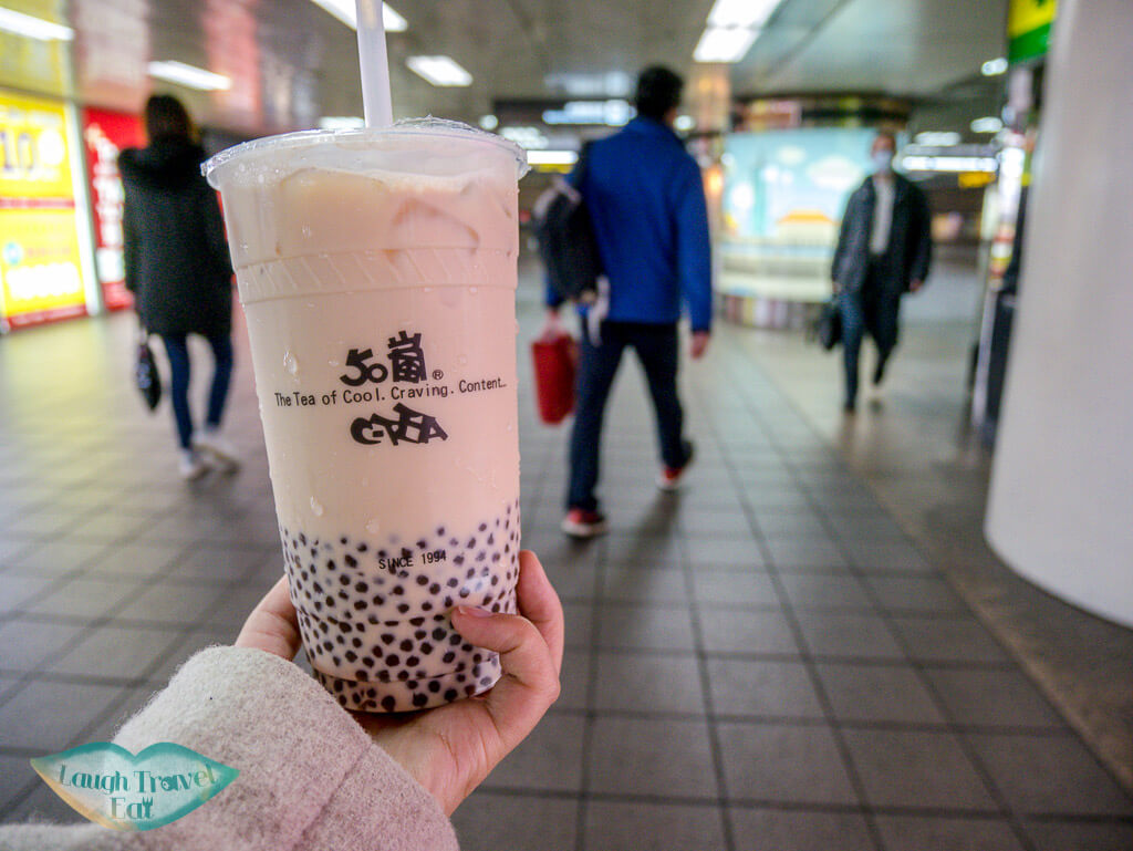 50 arashi milk tea taipei taiwan - laugh travel eat