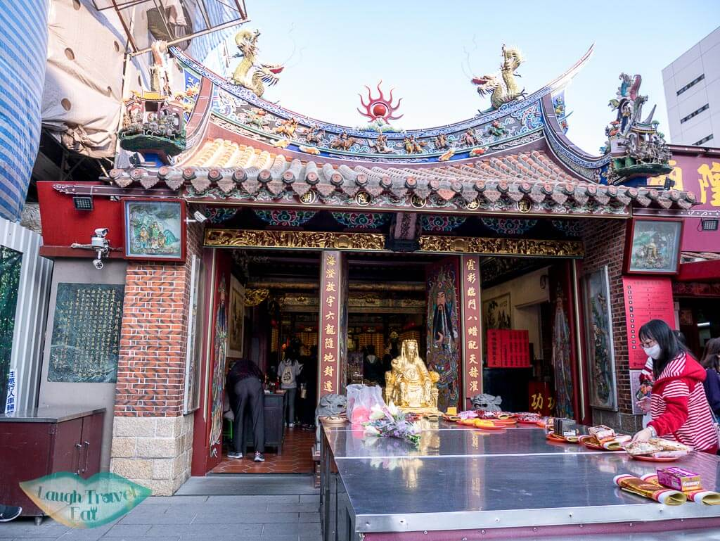 Taipei Xiahai Chenghuang Temple taipei taiwan - laugh travel eat
