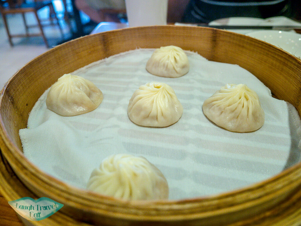 ding tai fong soup dumplings taipei taiwan - laugh travel eat
