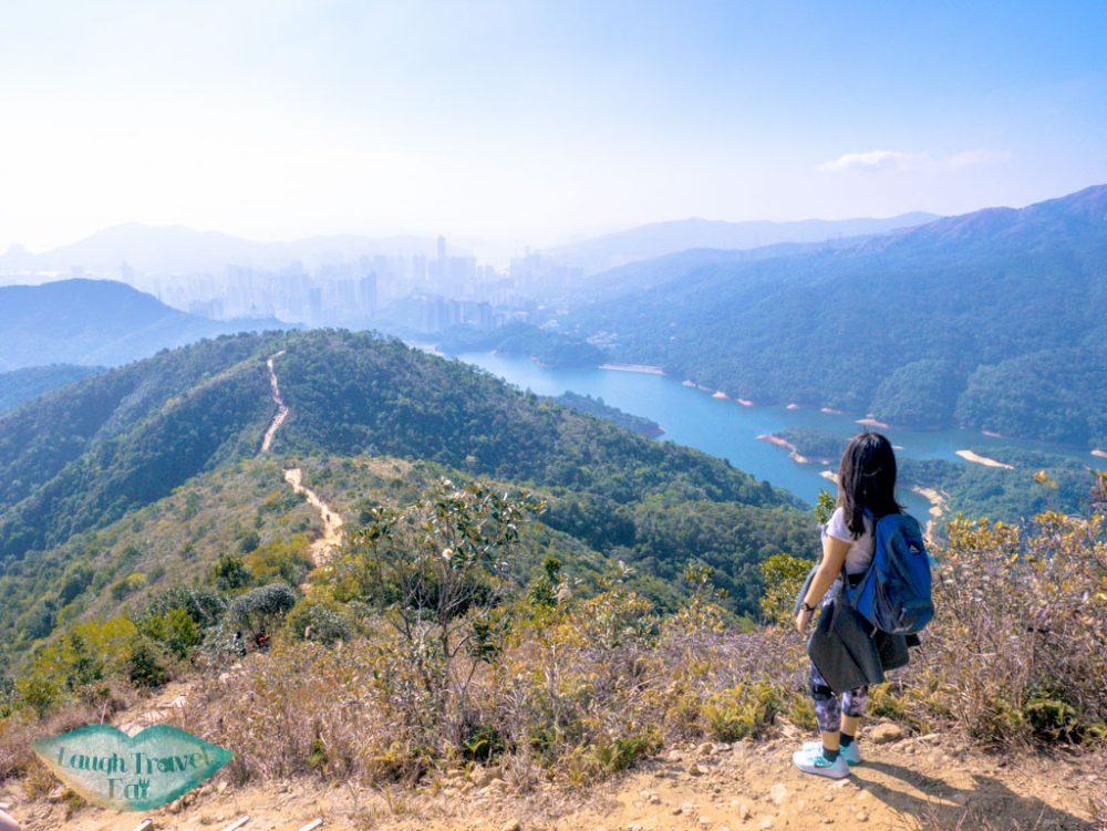 me on needle hill hong kong - Laugh Travel Eat