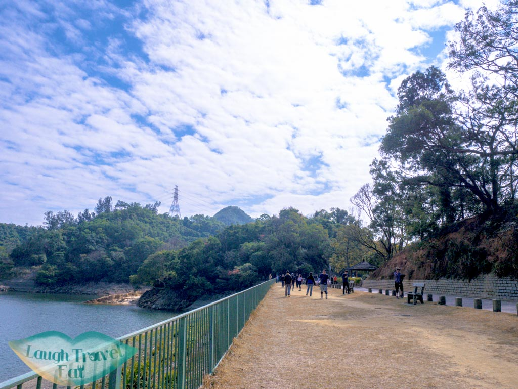 shing mun reservoir needle hill hong kong- laugh travel eat