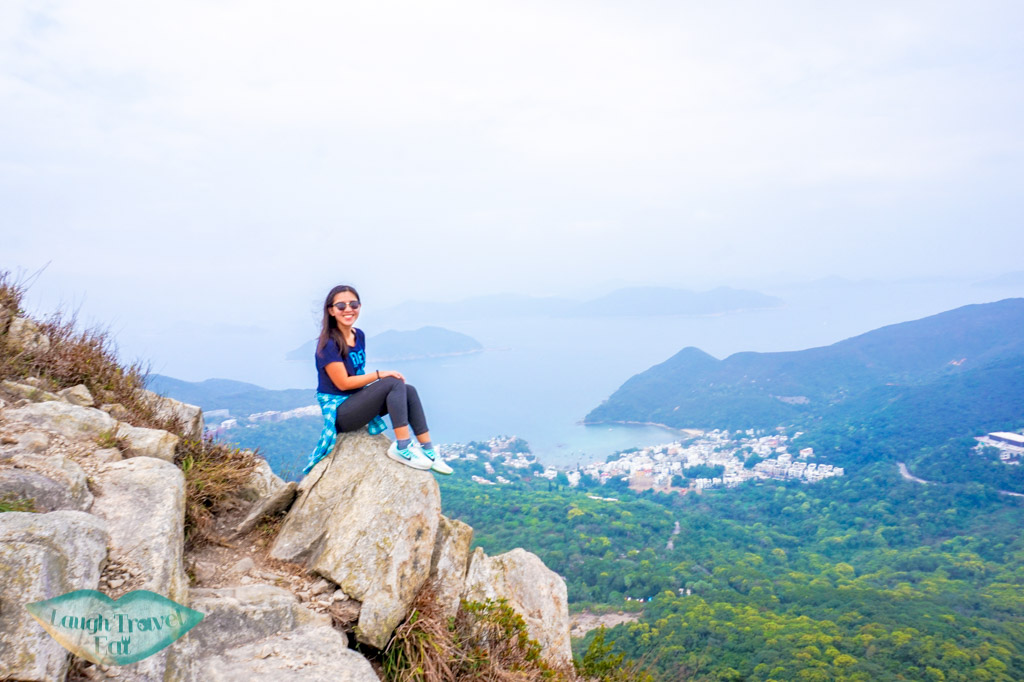 first photo spot at high junk peak hong kong- laugh travel eat