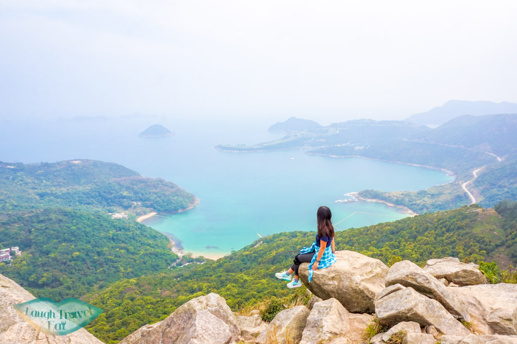 second photo spot at high junk peak hong kong- laugh travel eat