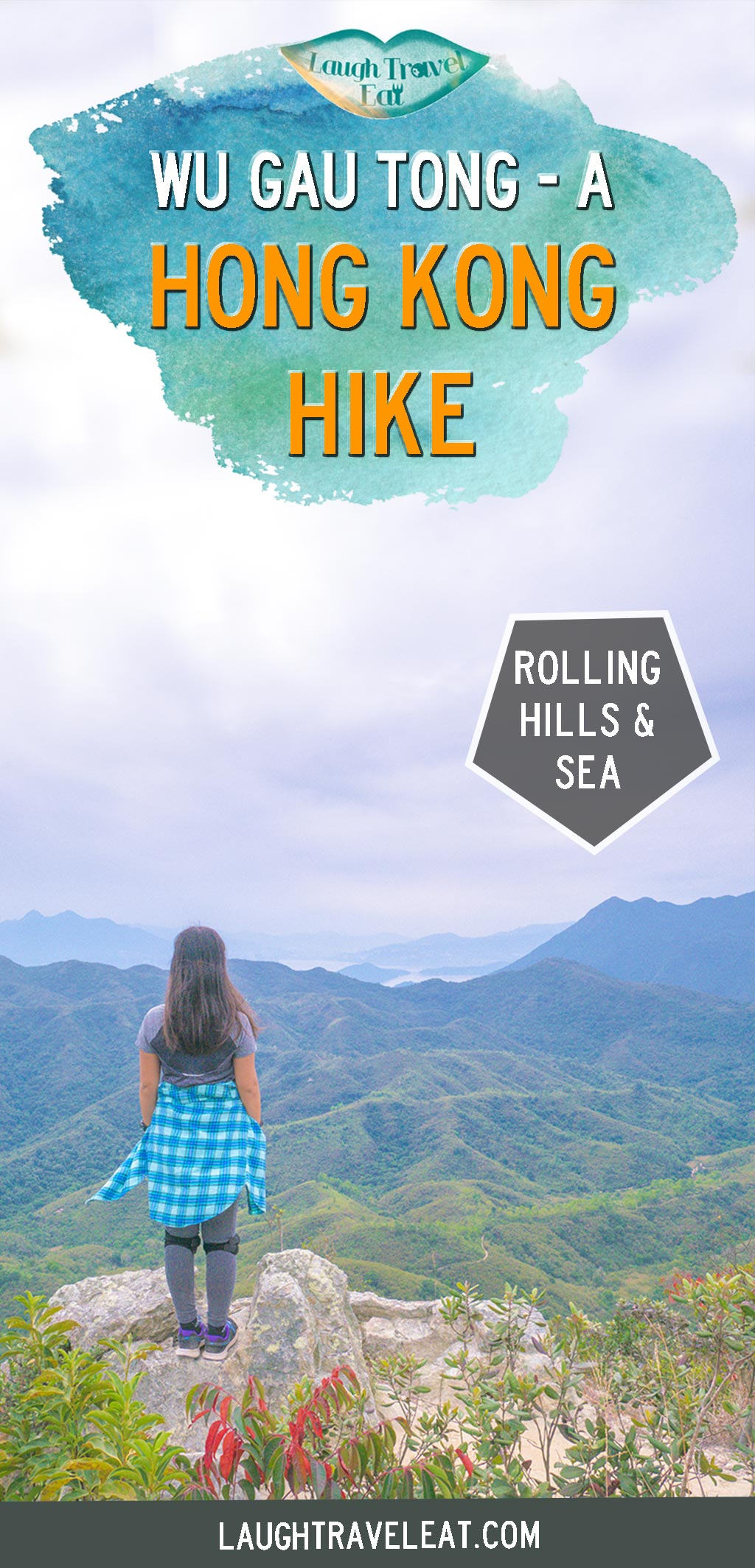 Wu Gau Tang is a beautiful area located in the Plover Bay Marine Park area in Tai Po. It is a popular hike for many and here's how: #hongkong #hike #hongkonghike