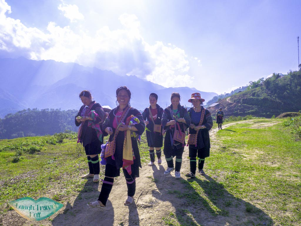 hmong-ladies-on-our-trek-sapa-northern-vietnam-laugh-travel-eat