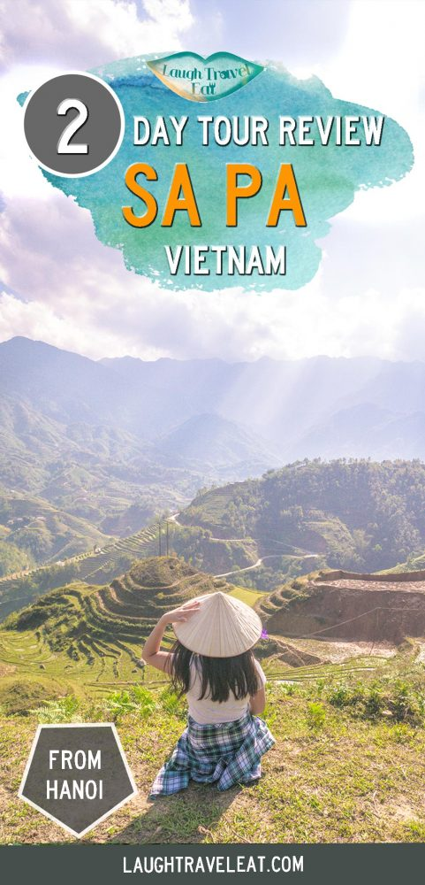 A 2 day 1 night Sapa Tour review with full itinerary break down, details on pick up and drop off in Hanoi. Here's all you need to know: #hanoi #sapa #review #vietnam