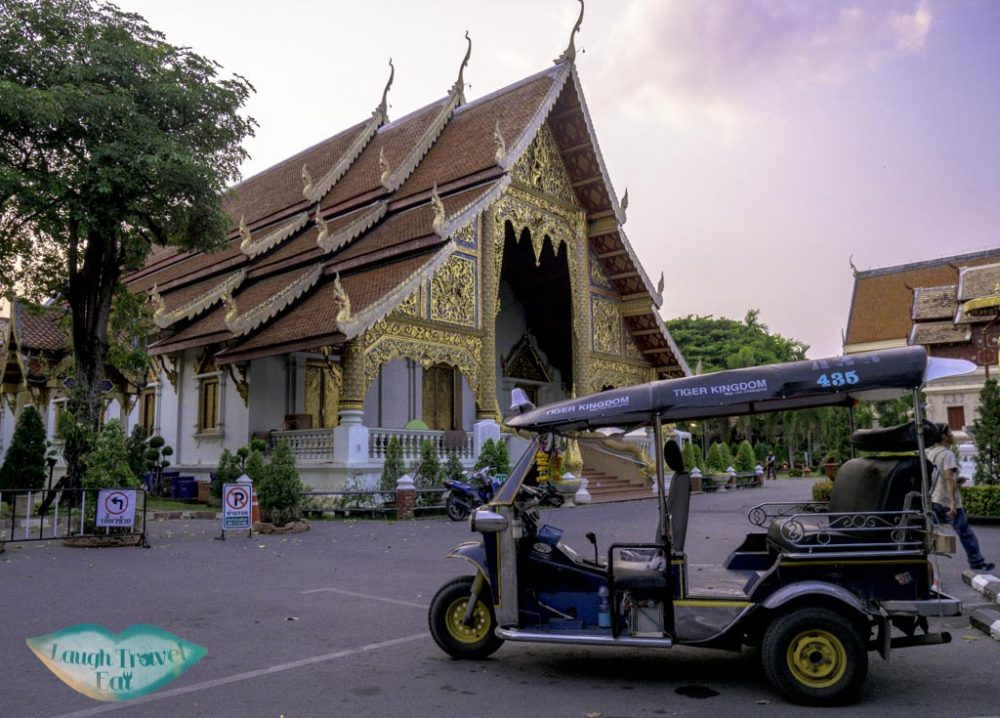 wat-chiang-man-with-tuk-tuk-Chiang-Mai-Thailand-Laugh-Travel-Eat