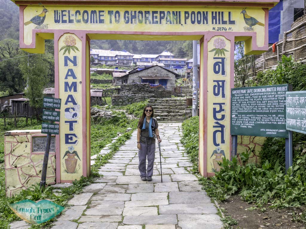 Arrive-at-Ghorepani-Restaurant-Poon-Hill-Trek-Annapurna-Conservation-Area-Nepal-laugh-travel-eat