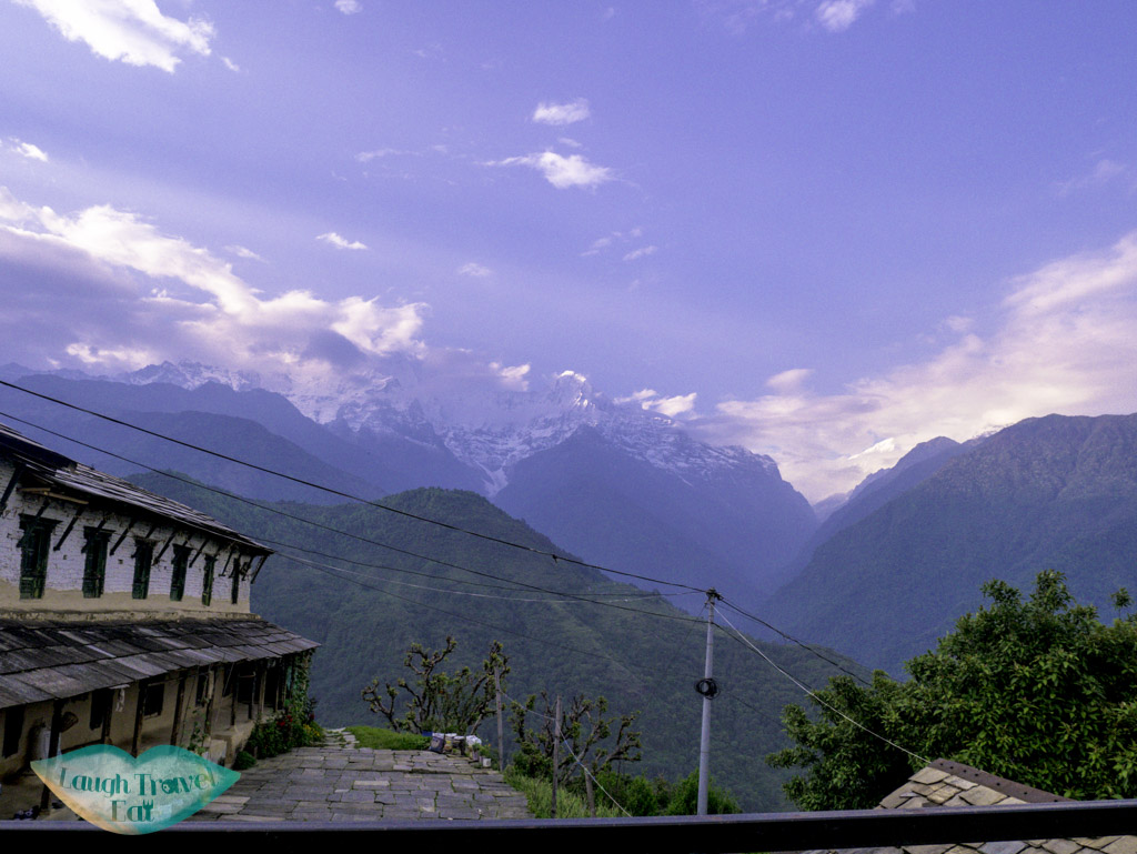 View-from-Simon-Guest-House-Ghandruk-Poon-Hill-Trek-Annapurna-Conservation-Area-Nepal-laugh-travel-eat