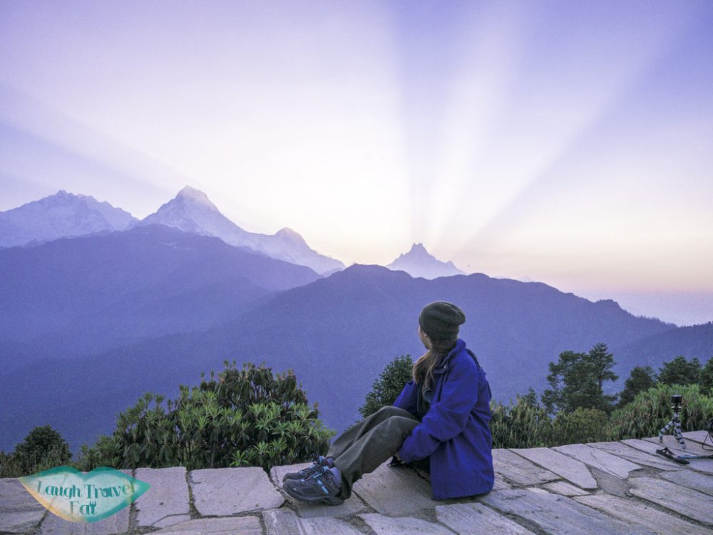 sunrise-on-Poon-Hill-Ghorepani-Poon-Hill-Trek-Annapurna-Conservation-Area-Nepal-laugh-travel-eat