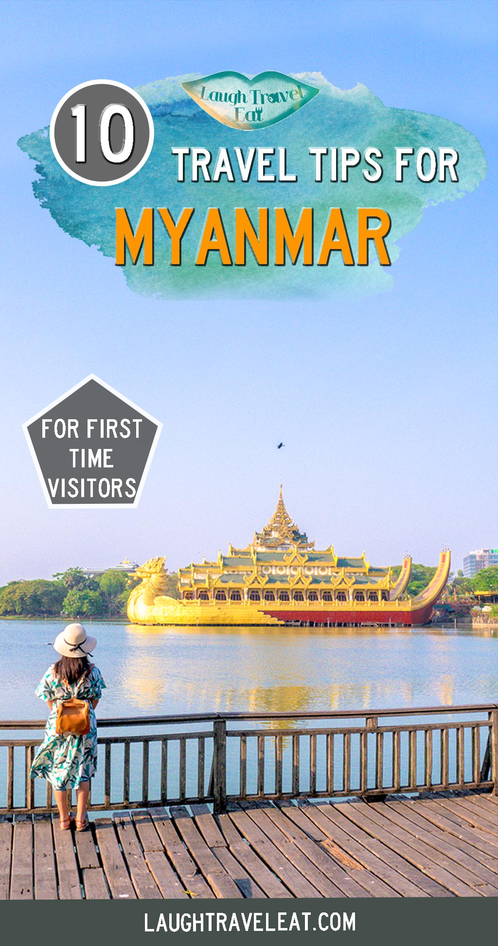 Myanmar is a country that is comparatively new on tourist's radar. With many travel information out of date, here's my Yangon top tips: #yangon #myanmar #traveltips