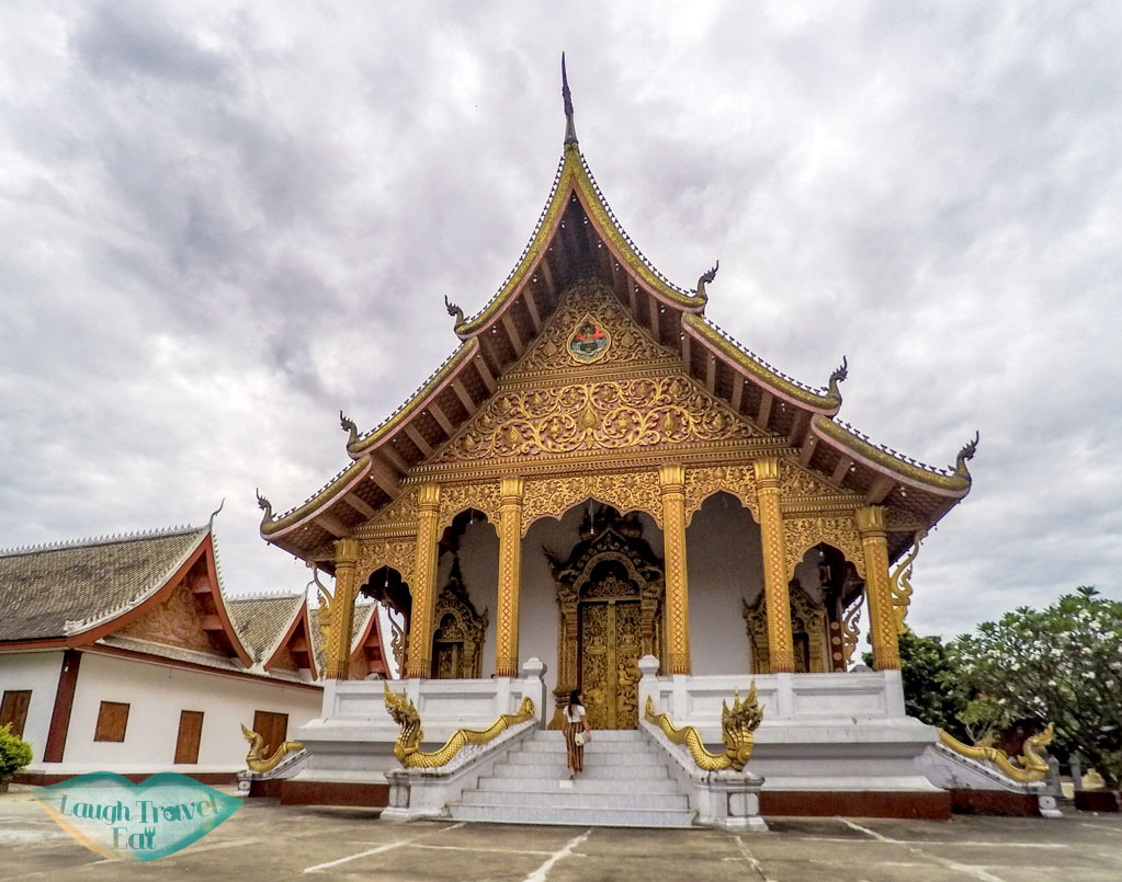 vat nong sikhounmuang luang prabang laos - laugh travel eat