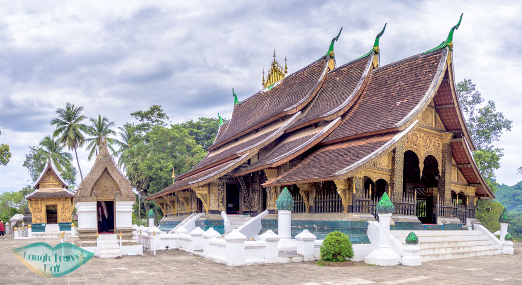 wat xiengthong luang prabang laos - laugh travel eat