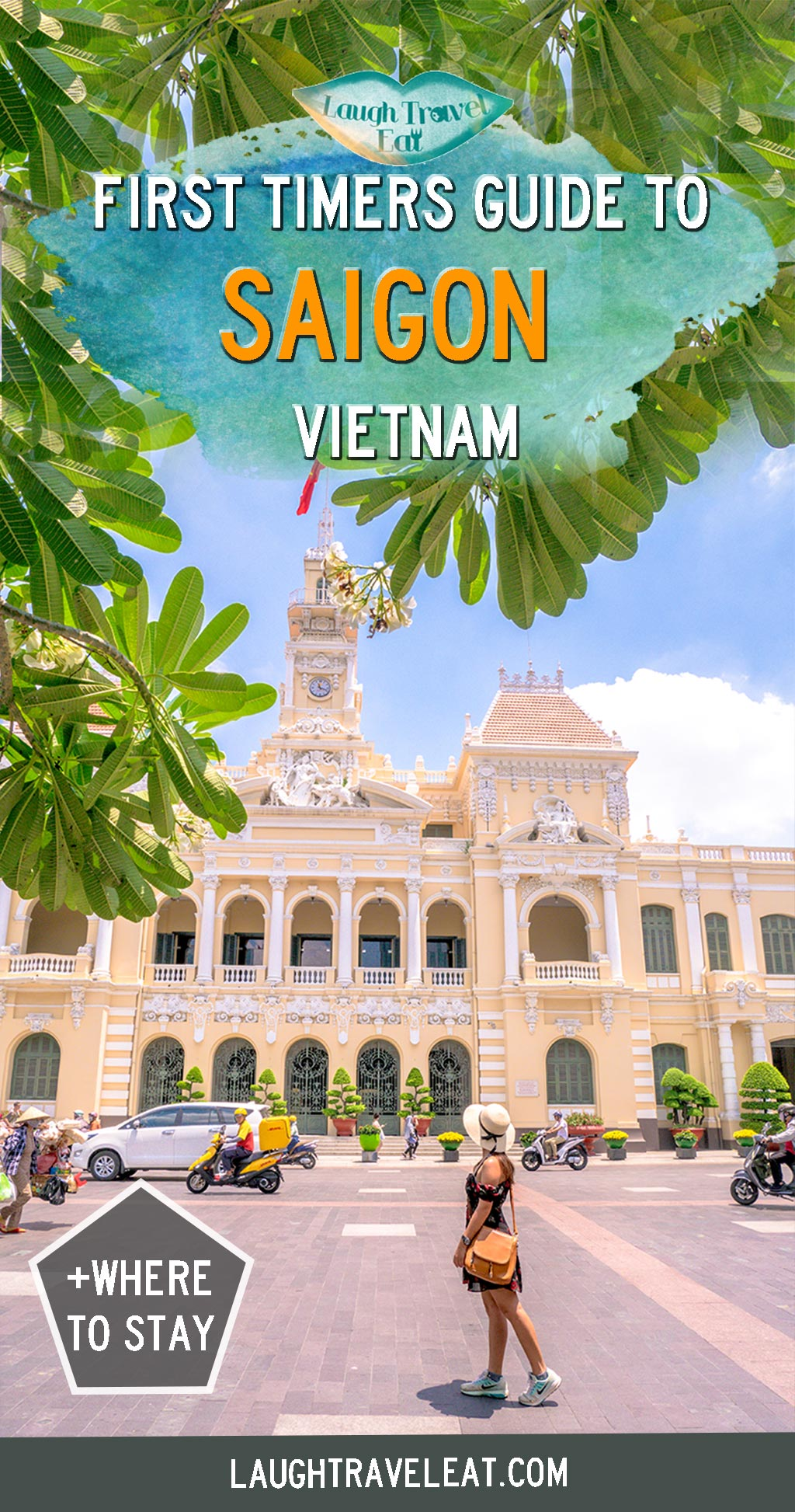 Ho Chi Minh City, also called Saigon, is the biggest city in southern Vietnam. As a first time visitor, here's my list of favourite sights #hcmc #saigon #vietnam