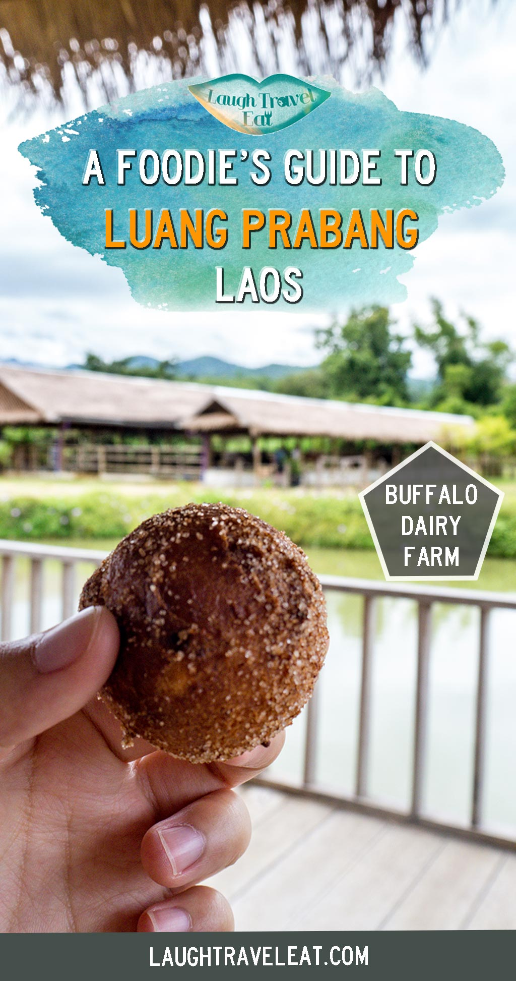 Luang Prabang is famous for its temples, but it has some pretty amazing food, too. Here's all you need to know: #luangprabang #food #laos