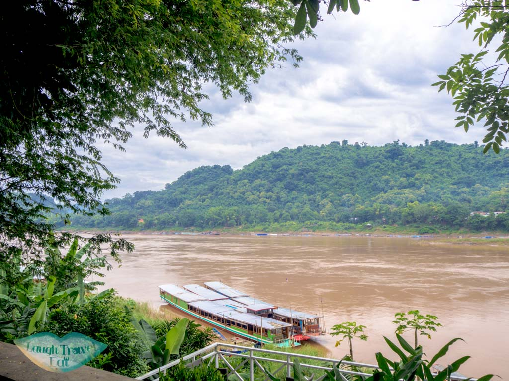 mekong river luang prabang laos - laugh travel eat