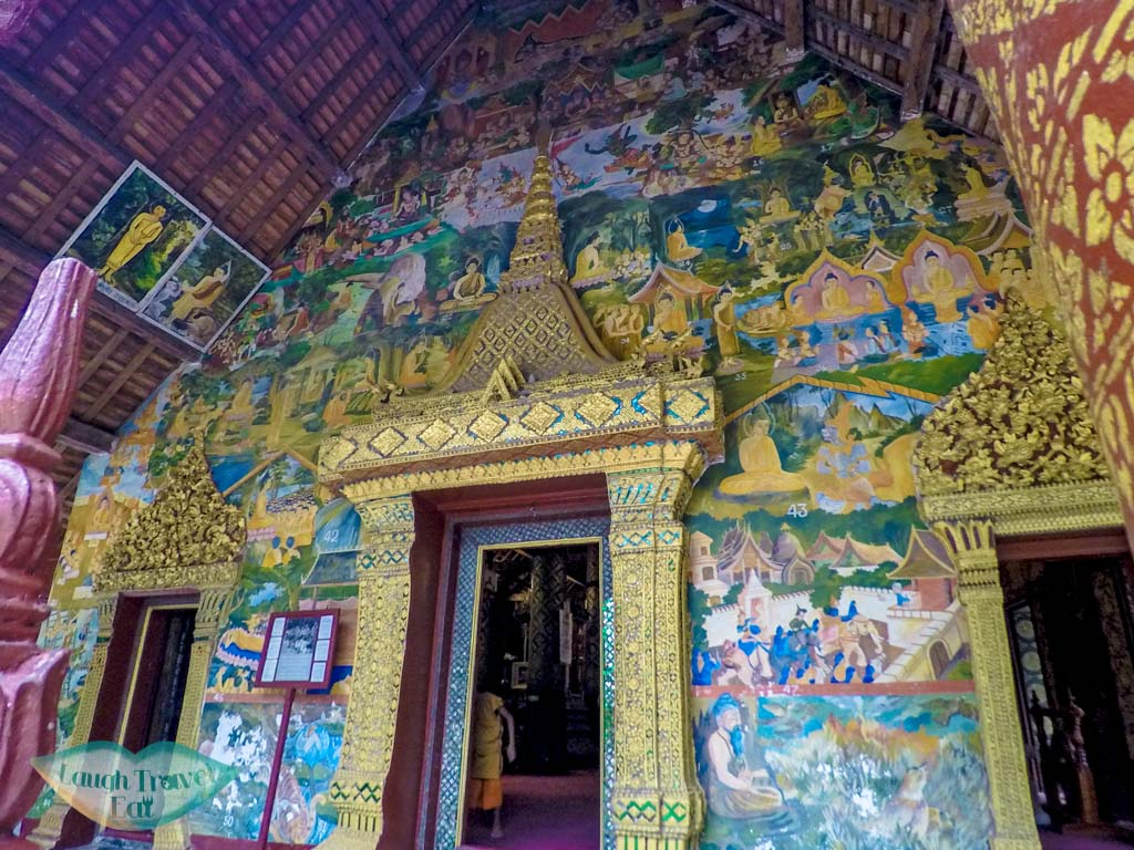 wat xieng muan luang prabang laos - laugh travel eat