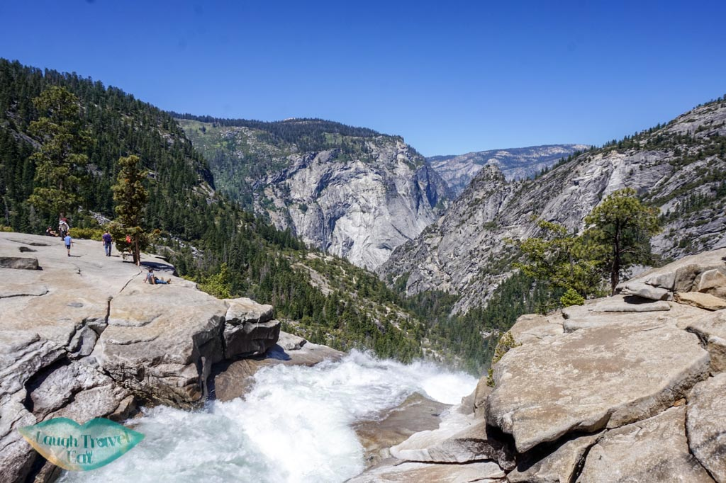 top-of-nevada-fall-mist-trail-yosemite-park-california-US-laugh-travel-eat