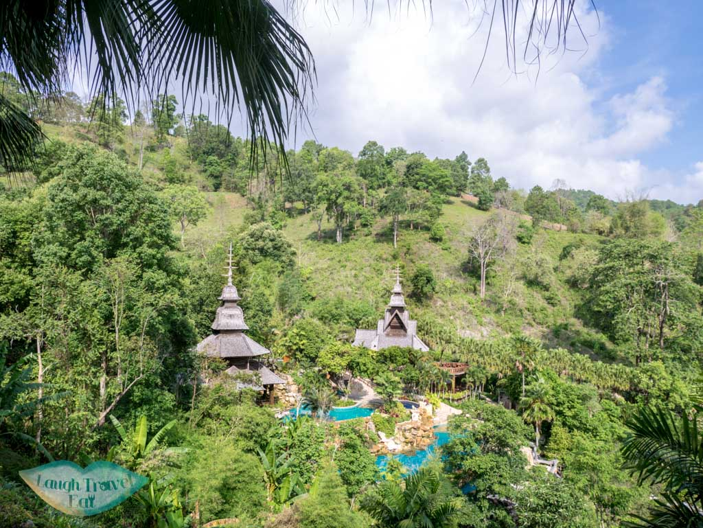 two-level-swimming-pool-Panviman-Spa-Chiang-Mai-Thailand-laugh-travel-eat