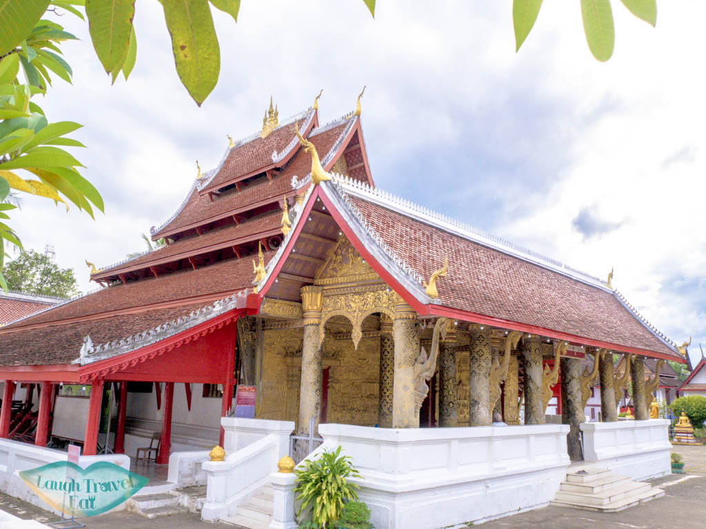 WAT MAI luang prabang laos - laugh travel eat