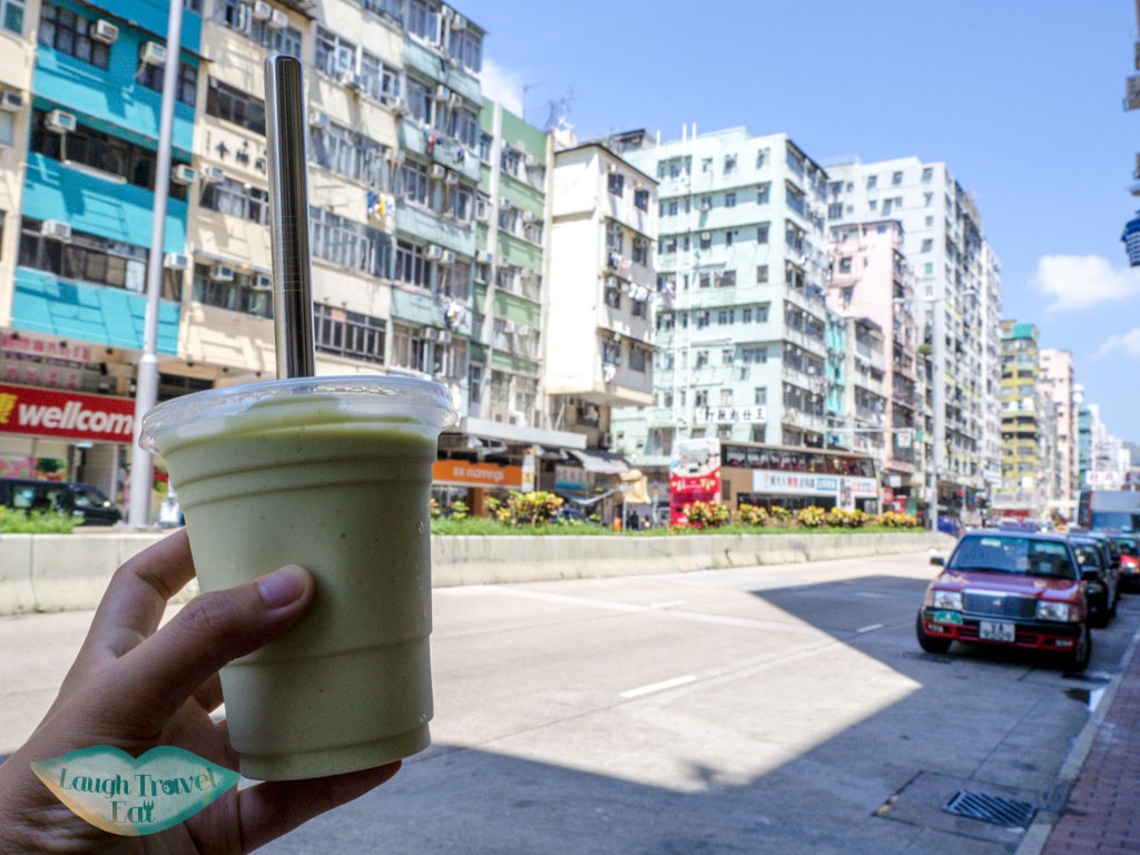 avocado-milkshake-Q1-vietnamese-restaurant-sham-shui-po-hong-kong-laugh-travel-eat